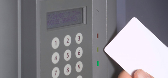 Access Control Panel Image